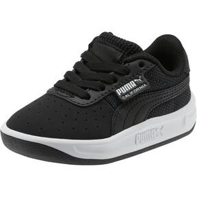 Thumbnail 1 of California Toddler Shoes, P Black- P White-Puma Black, medium