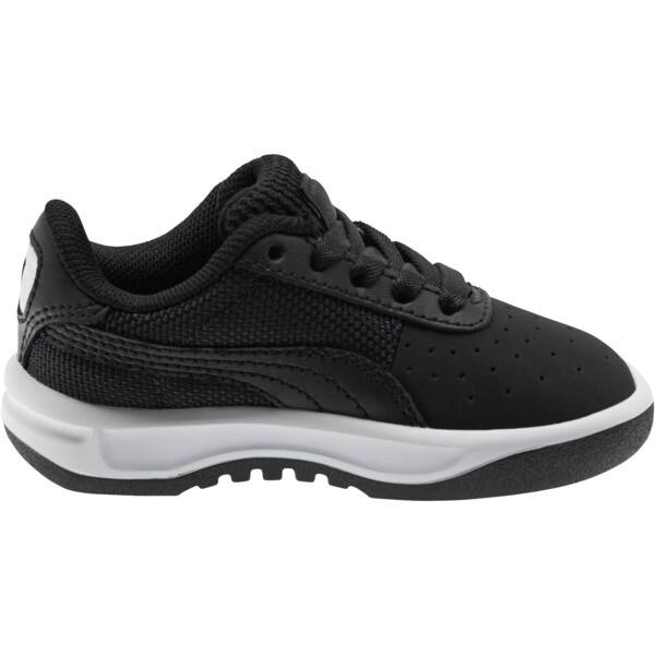 Zapatos California para bebés, P Black- P White-Puma Black, grande