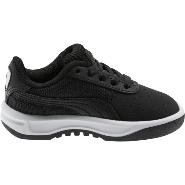California Toddler Shoes, P Black- P White-Puma Black, large
