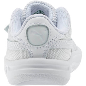 Thumbnail 3 of California Toddler Shoes, P White-P White-Puma White, medium