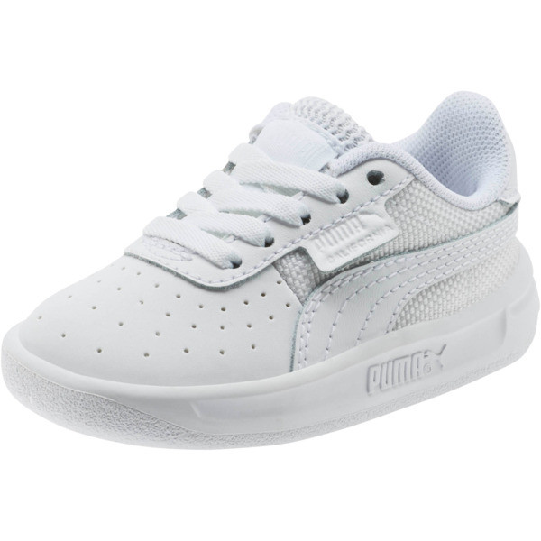 California Toddler Shoes, P White-P White-Puma White, large