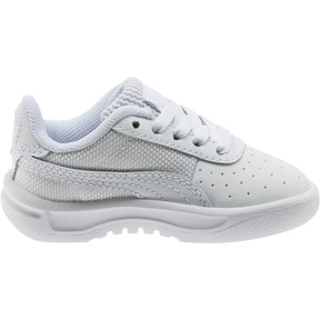 Thumbnail 4 of California Toddler Shoes, P White-P White-Puma White, medium