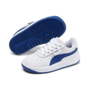 Miniatura 2 de Zapatos California para bebés, Puma White-Galaxy Blue, mediano