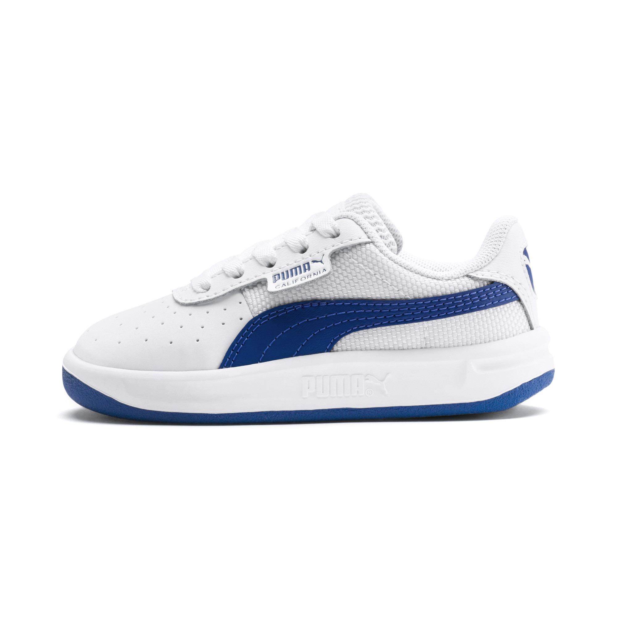 PUMA-California-Toddler-Shoes-Kids-Shoe-Kids thumbnail 4