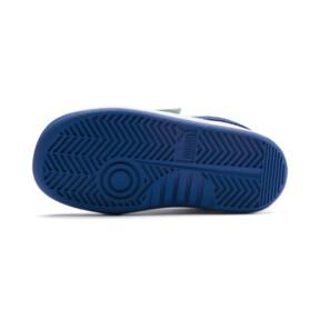 Miniatura 4 de Zapatos California para bebés, Puma White-Galaxy Blue, mediano