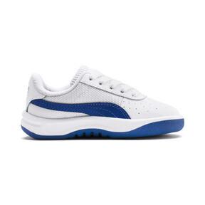 Miniatura 5 de Zapatos California para bebés, Puma White-Galaxy Blue, mediano