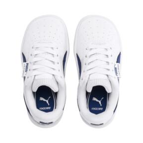 Miniatura 6 de Zapatos California para bebés, Puma White-Galaxy Blue, mediano