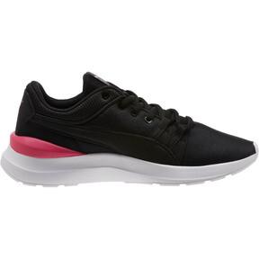 Thumbnail 3 of Adela Girl's Sneakers JR, Puma Black-Puma Black, medium