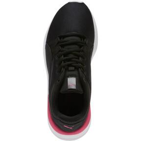 Thumbnail 5 of Adela Girl's Sneakers JR, Puma Black-Puma Black, medium