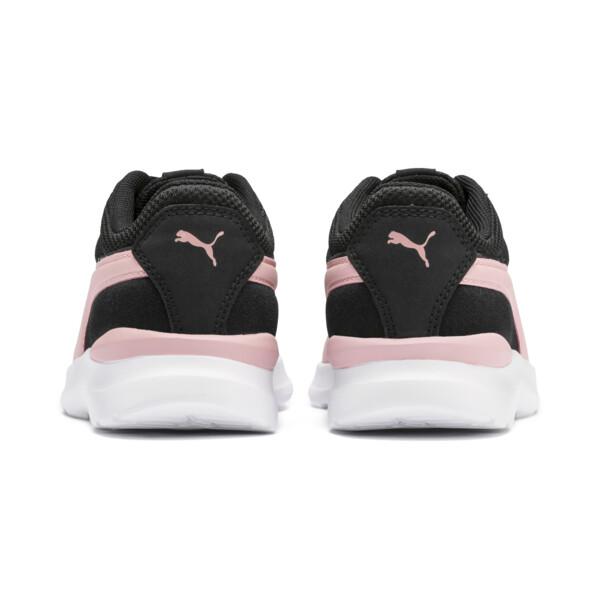 Adela AC Girl's Little Kids' Shoes, Puma Black-Bridal Rose, large