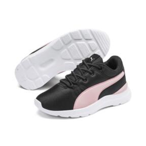 Thumbnail 2 of Adela AC Girl's Little Kids' Shoes, Puma Black-Bridal Rose, medium