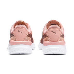 Thumbnail 4 of Adela Spark Girl's Sneakers JR, Peach Bud-Rose Gold, medium
