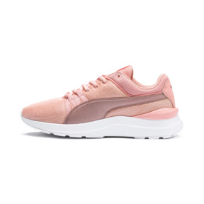 Thumbnail 1 of Adela Spark Girl's Sneakers JR, Peach Bud-Rose Gold, medium