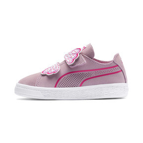 Suede Deconstruct Butterfly Sneakers INF