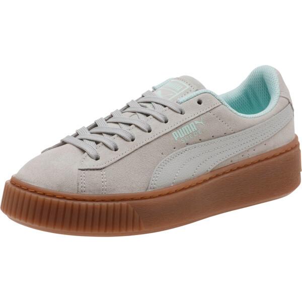 pretty nice b068e 2f454 Suede Platform Radicals Sneakers JR