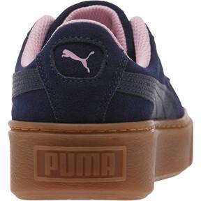 Miniatura 4 de Zapatos deportivosSuedePlatform Radicals JR, Peacoat-Pale Pink, mediano
