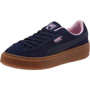 Miniatura 1 de Zapatos deportivosSuedePlatform Radicals JR, Peacoat-Pale Pink, mediano