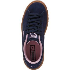 Miniatura 5 de Zapatos deportivosSuedePlatform Radicals JR, Peacoat-Pale Pink, mediano