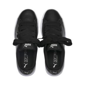 Imagen en miniatura 6 de Zapatillas de mujer Vikky Stacked Ribbon Core, Puma negro - Puma negro, mediana