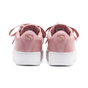 Thumbnail 4 of PUMA Vikky Stacked Ribbon Core Women's Sneakers, Bridal Rose-Bridal Rose, medium