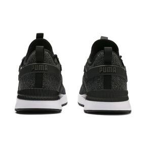 Thumbnail 3 of Pacer Next Excel VariKnit Sneakers, Puma Black-Charcoal Gray, medium