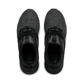 Thumbnail 6 of Pacer Next Excel VariKnit Sneakers, Puma Black-Charcoal Gray, medium