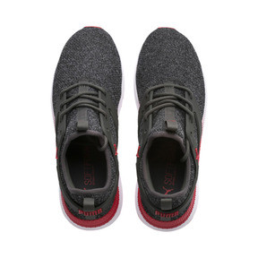Thumbnail 6 of Pacer Next Excel VariKnit Sneakers, Dark Shadow-High Risk Red, medium