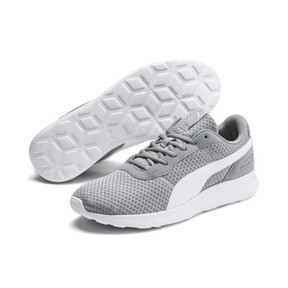 Thumbnail 2 of ST Activate Sneakers, Limestone-Puma White, medium