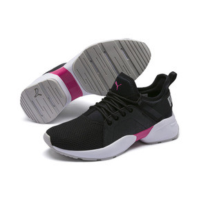 Miniatura 2 de Zapatos deportivos Sirena Summer para mujer, Puma Black-Puma White, mediano