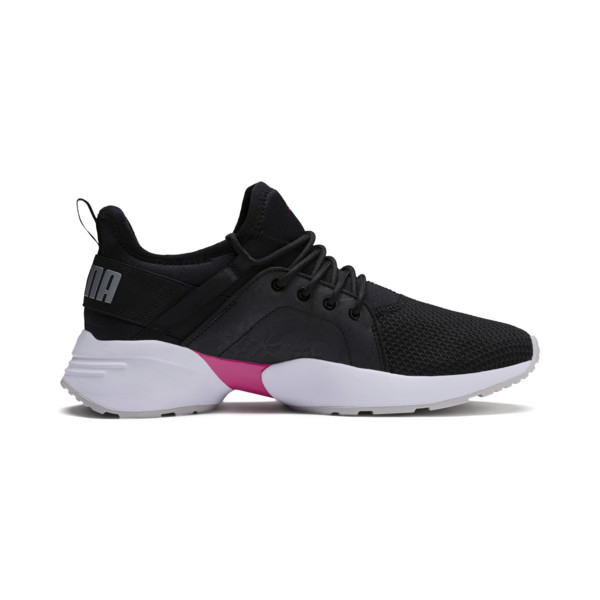 Sirena Summer Women's Sneakers, Puma Black-Puma White, large