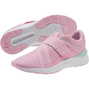 Thumbnail 2 of Adela X Women's Sneakers, Pale Pink-Fair Aqua, medium