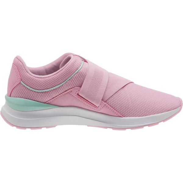 Adela X Women's Sneakers, Pale Pink-Fair Aqua, large