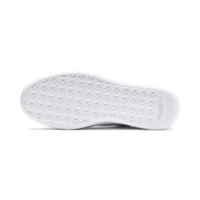 Thumbnail 4 of PUMA Vikky Stacked Women's Trainers, Puma White-Puma White, medium