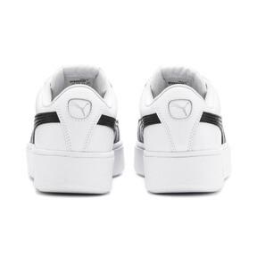 Thumbnail 4 van PUMA Vikky Stacked sneakers voor vrouwen, Puma wit-Puma zwart, medium