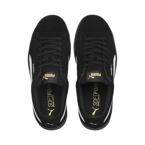 Thumbnail 6 of PUMA Vikky Stacked Women's Trainers, Puma Black-Puma White, medium