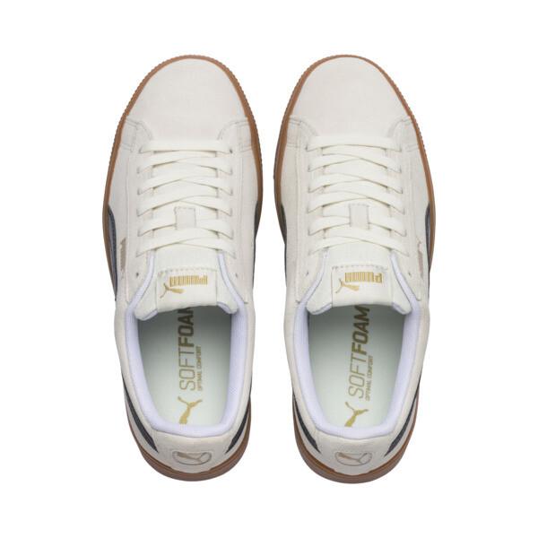 Vikky Stacked Damen Sneaker, Whisper White-Puma Black, large