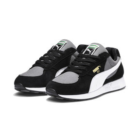 Thumbnail 2 of RS-1 Original Trainers, Puma Black-Steel Gray, medium