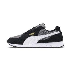 Thumbnail 1 of RS-1 Original Trainers, Puma Black-Steel Gray, medium