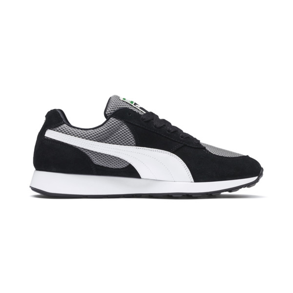 RS-1 Original Trainers, Puma Black-Steel Gray, large