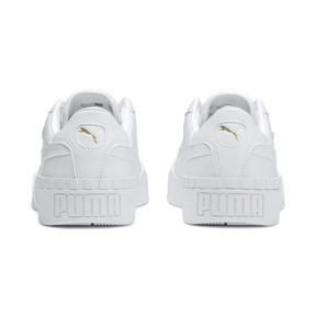 Thumbnail 4 of Cali Women's Trainers, Puma White-Puma White, medium