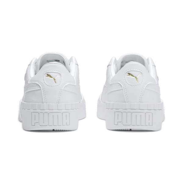 Cali Women's Sneakers, Puma White-Puma White, large
