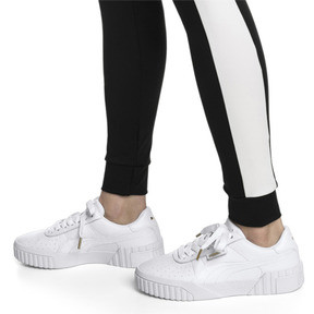 Thumbnail 2 of Cali Women's Trainers, Puma White-Puma White, medium