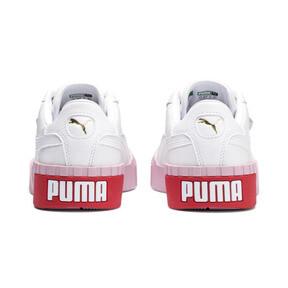 Thumbnail 4 of Cali Women's Sneakers, Puma White-Pale Pink, medium