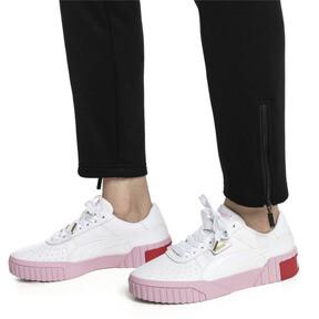 Thumbnail 2 of Cali Women's Sneakers, Puma White-Pale Pink, medium