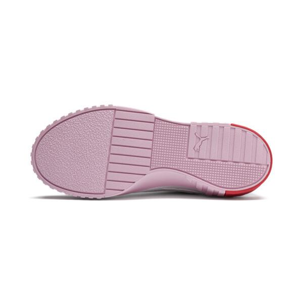 CALI ウィメンズ, Puma White-Pale Pink, large-JPN