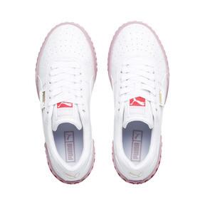 Thumbnail 7 of Cali Women's Sneakers, Puma White-Pale Pink, medium