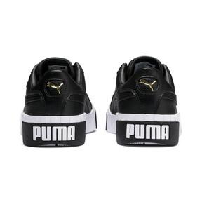Thumbnail 4 of Cali Women's Sneakers, Puma Black-Puma White, medium