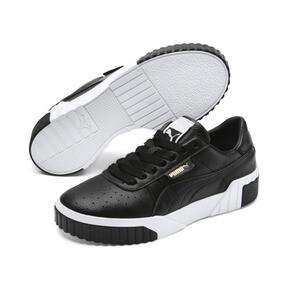 Thumbnail 3 of Cali Women's Sneakers, Puma Black-Puma White, medium