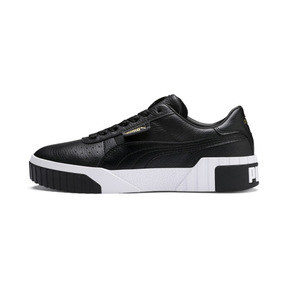 Thumbnail 1 of Cali Damen Sneaker, Puma Black-Puma White, medium