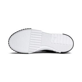 Thumbnail 5 of Cali Women's Sneakers, Puma Black-Puma White, medium